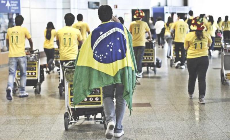 retorno voluntário de brasileiros
