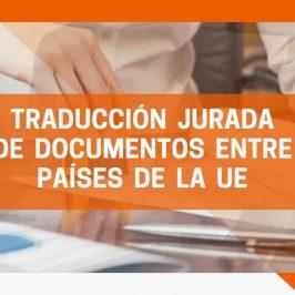 TRADUCCIÓN JURADA: REGLAMENTO EUROPEO DE DOCUMENTOS PÚBLICOS